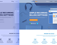 ChargeOver web design