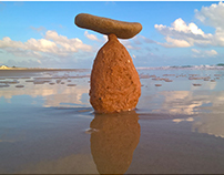 Esculpedras - Rock Balance Photography