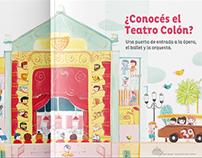 ¿Conocés el Teatro Colón?