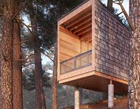 WhiteTale_Camper cabin