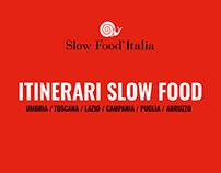 Itinerari Slow Food // Slow Food Italia