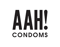 AAH! Condoms: Branding & Packaging