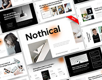 Nothical - Minimal Business Presentation Template