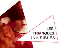 Les Triangles Invisibles - Identité graphique