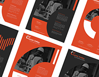 Cynon Valley Construction - Branding