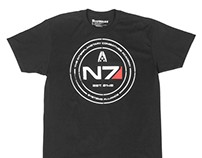 Mass Effect Cadet T-Shirt