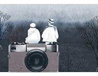 'Rostros y Lugares' - Vardá & JR - P. Kahlo -Jun/Jul 18