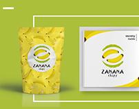 Zanana Chips - Rebranding