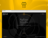Spline Studio - Web design UX/UI