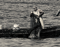 The Eel Fisher