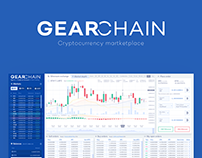 GEARCHAIN — cryptocurrency marketplace