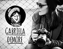 Gabriela Demore - Logotipo e Identidade Visual