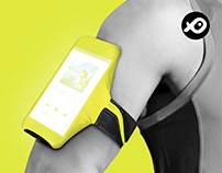 POSS - Flexible Sport ArmBand