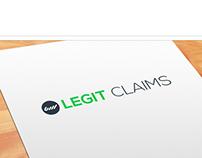 Legit claim logo