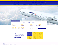 American airlines website redesigned