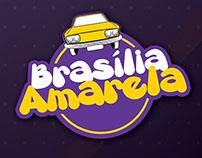 Branding - Bar Brasília Amarela