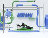 NIKE METCON TRAINING