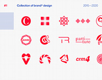 Logofolio #1 — monochrome collection
