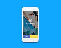 SM Supermalls Mobile App Design 1.0