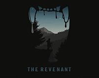Revenant and Flower Face Poster.