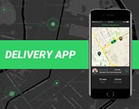 Zavezu delivery app