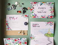 The Wedding of James & Shenae