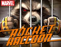 ROCKET RACCOON Cover Gallery