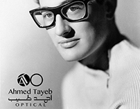 Ahmed Tayeb Optical (Branding Identity)
