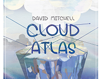 "Reinterpreting ""CLOUD ATLAS"" book cover"