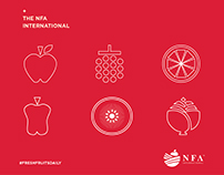 NFA International Branding