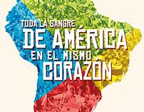 Copa América Chile 2015 - El Corazón del Fútbol