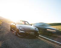 Porsche 911, California 2018