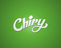 Identidad visual Chiry