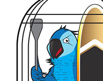 The Boardcage Logo