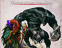 Terrors of the Nusarrian