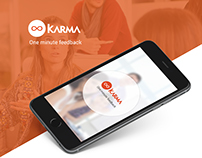 KARMA -One minute feedback