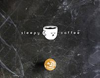 Sleepy Coffee | Brand Identity