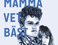 Mother knows best film poster