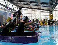World Championship Bathtub Racing Düsseldorf