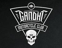 Gandhi MC logo concept