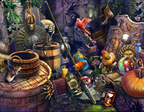 hidden object games НОРА НО