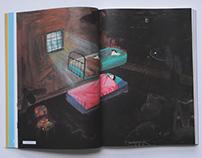 MI participación para el Anuario de Ilustradores número