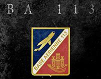 "Pochette Film ""PRÉSENTATION BA 113"""
