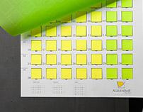 Agilendar / Wall calendar for Ericpol