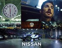 """""""Zenith"""" FC at the Nissan Plant: secret mission"""