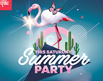 Summer Party - Templates