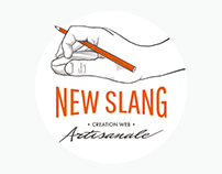 New Slang - Spot publicitiaire