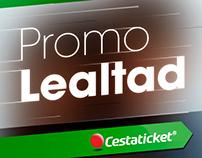 - PREMIAMOS TU LEALTAD - Beneficio Club Cestaticket