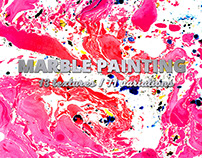 70+ Colorful Marble Paintings Textures