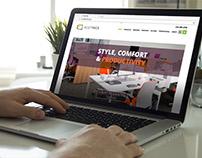 Scott-Rice Office Interiors Website